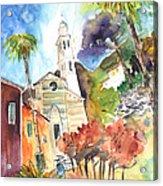 Portofino In Italy 05 Acrylic Print