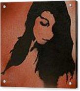 Portrait Of Ji Acrylic Print