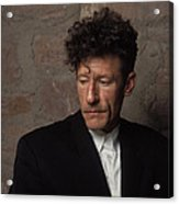 Portrait Of Lyle Lovett Acrylic Print