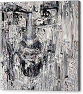 Portrait Of Michael Acrylic Print