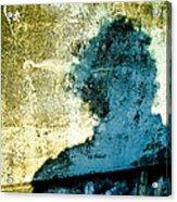 Portrait Of The Artist As Shadow 3 Acrylic Print