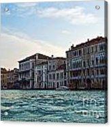 Portrait Of Venice Acrylic Print