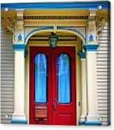 Portsmouth Door 7 Acrylic Print