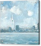 Portsmouth Part One Acrylic Print by Alan Daysh