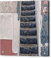 Portugese Steps Acrylic Print