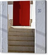 Portuguese Entrance Acrylic Print