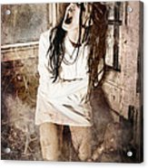 Possessed Acrylic Print by Jt PhotoDesign