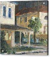 Post Office Apalachicola Acrylic Print
