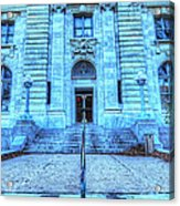 Post Office West Avenue Acrylic Print