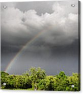 Pot Of Gold Acrylic Print