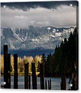 Potential - Landscape Photography Acrylic Print