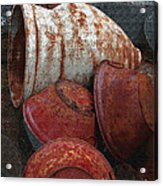 Pots And Pans Acrylic Print