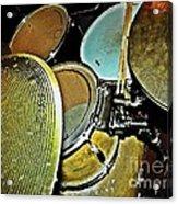 Pots N Pans Acrylic Print