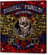 Powell Peralta Acrylic Print