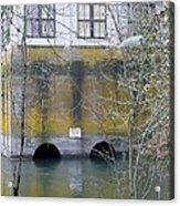 Power House Station Acrylic Print