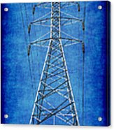 Power Up 1 Acrylic Print by Wendy J St Christopher