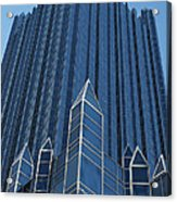 Ppg Place Pittsburgh Acrylic Print