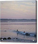 pr 240-Evening Sunset Acrylic Print
