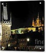 Prague 2 Acrylic Print