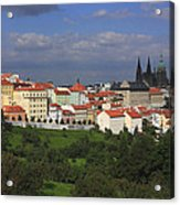 Prague Czech Republic Acrylic Print