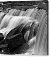 Prairie Falls Acrylic Print