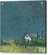 Prairie Homestead Acrylic Print