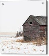 Prairie Silence... Acrylic Print