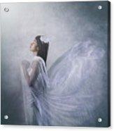 'pray Of Angel' Acrylic Print