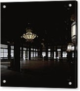 Prayer Room Of Kyoto Acrylic Print