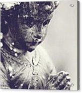Praying For You Acrylic Print