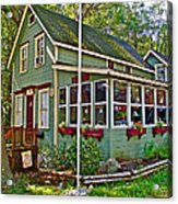 Precious In Asbury Grove In South Hamilton-massachusetts Acrylic Print