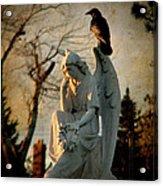 Precious Light Acrylic Print