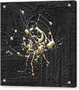 Precious Splashes - 4 Of 4 Acrylic Print