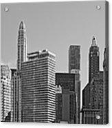 Premier Destination Chicago Acrylic Print