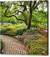 Prescott Park - Portsmouth New Hampshire Acrylic Print