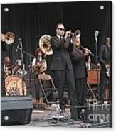 Preservation Hall Jazz Band Acrylic Print