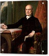 President John Quincy Adams  Acrylic Print