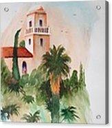Presidio Park San Diego Acrylic Print
