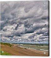 Presque Isle Beach 12061 Acrylic Print