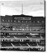 Press Box Acrylic Print by Jonathan Harper