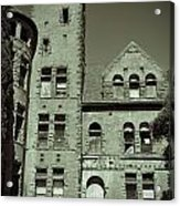 Preston Castle Tower Acrylic Print