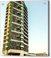 Price Tower Acrylic Print