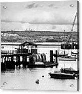 Priddy's Hard Boats Acrylic Print