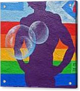 Pride 8 Acrylic Print