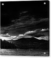 Priest Lake Splendor Acrylic Print