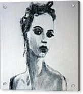 Primadonna Acrylic Print