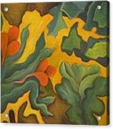 Primal Spring Acrylic Print