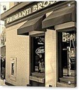 Primanti Brothers Pittsburgh  Acrylic Print