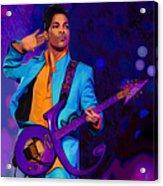 Prince 3 Acrylic Print