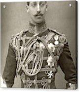 Prince Albert Victor Acrylic Print